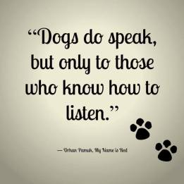 dogs-do-speak