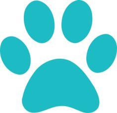 turquoise-paw